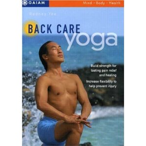 Back Care Yoga DVD with Rodney Yee