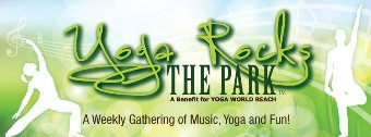 Post image for Yoga Rocks the Park in Cleveland!