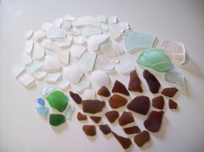 Post image for Sea Glass Lessons on Life