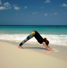 Post image for Top 10 Reasons Why Beach Yoga Bliss in Aruba Rocked!