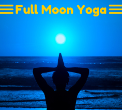 Post image for Super Full Moon Yoga & Beach Yoga Updates!
