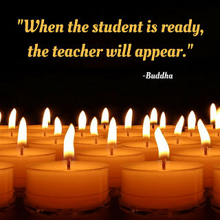 When the Student is Ready…