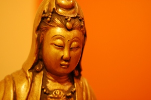 Find Your Inner Buddha Smile