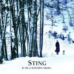Sting On A Winter's Night CD