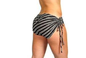 bikram yoga shorts