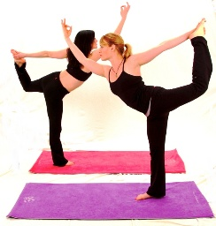 Share the Yoga Love this Holiday Season