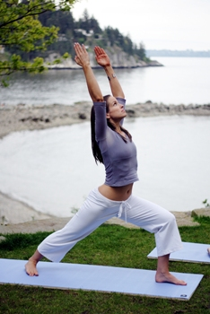 my yoga online review  enter to win a year of yoga
