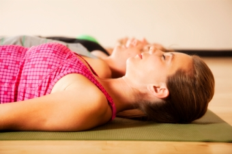 Savasana Yoga Pose