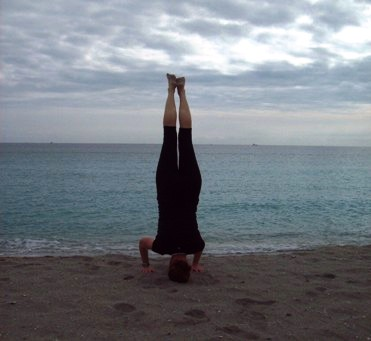 yoga practice  it's not your ordinary practice  the