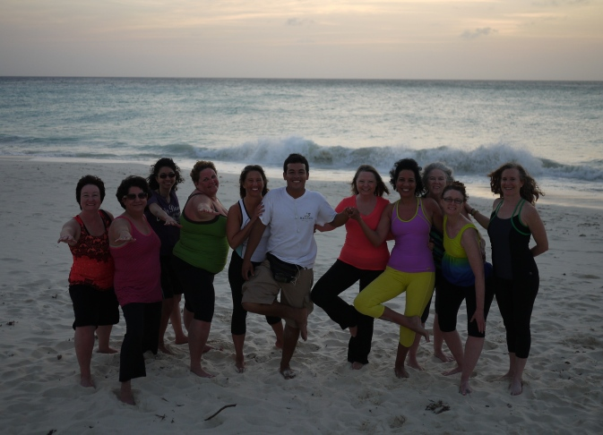 Yoga Retreat Repeat: Aruba Here We Come!