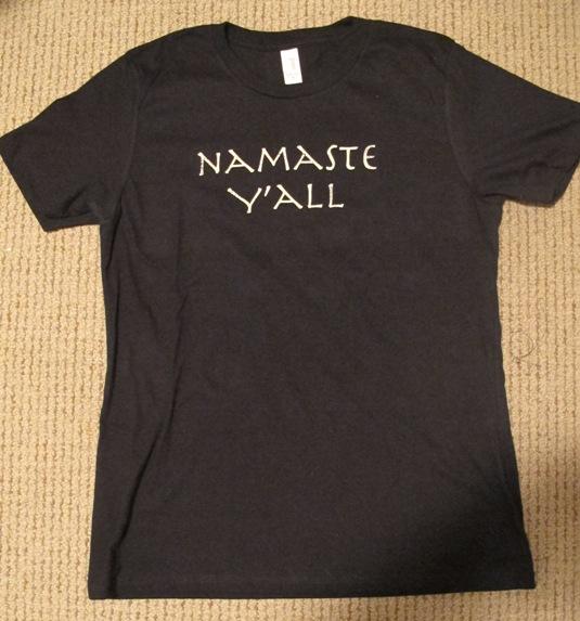 namaste yall