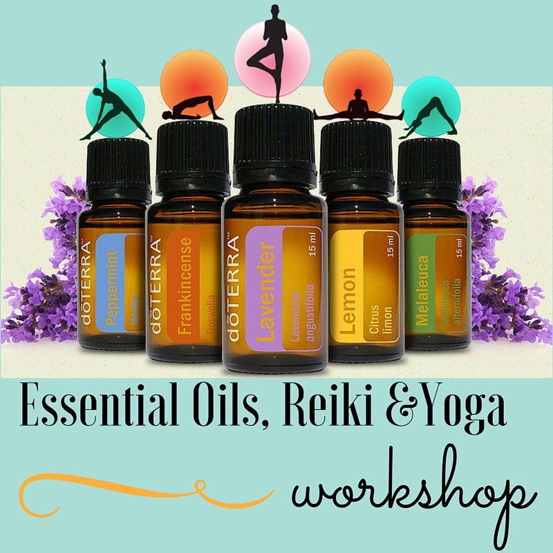 Essential Oils & Yoga