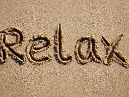 Less Stress, More Beach (YOGA)