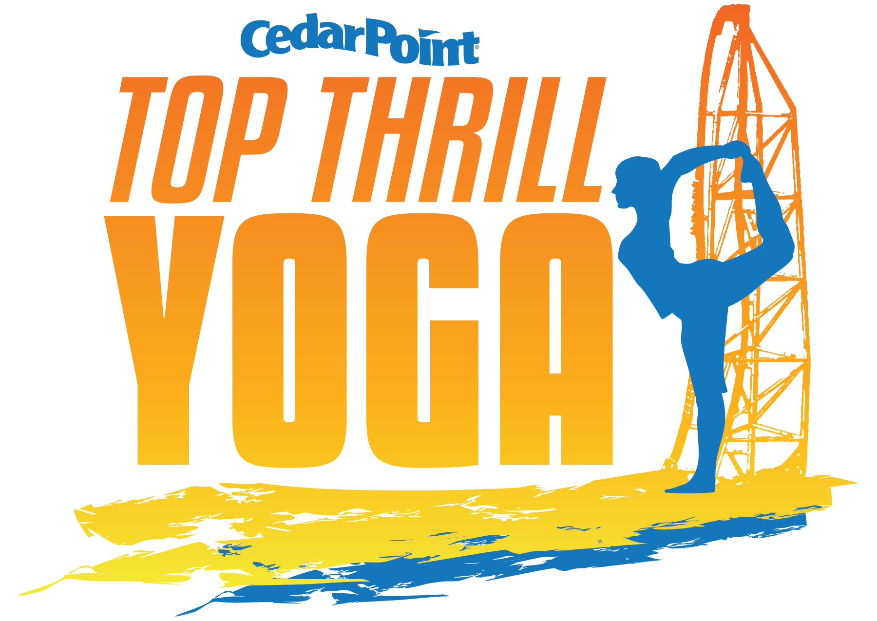 Top Thrill Yoga Retreat!