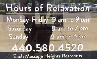 Hours of Relaxation