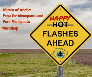 Women of Wisdom Yoga for Menopause Workshop