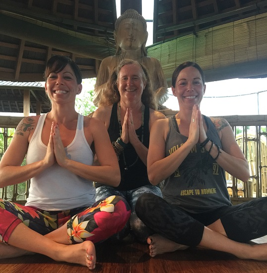 Bali Life and Yoga Lessons – Part 1