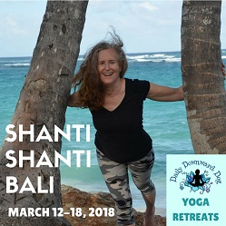 Shanti, Shanti, Bali Yoga Retreat @ Bali Floating Leaf Eco Resort