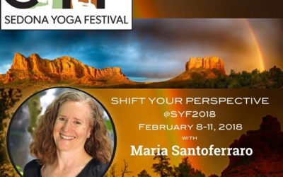 Redheads, Red Rocks, Goddesses, and an OMazing Yoga Festival