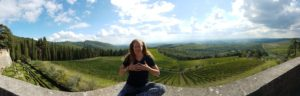 Tranquillity in Tuscany Yoga Retreat @ Lucca, Italy