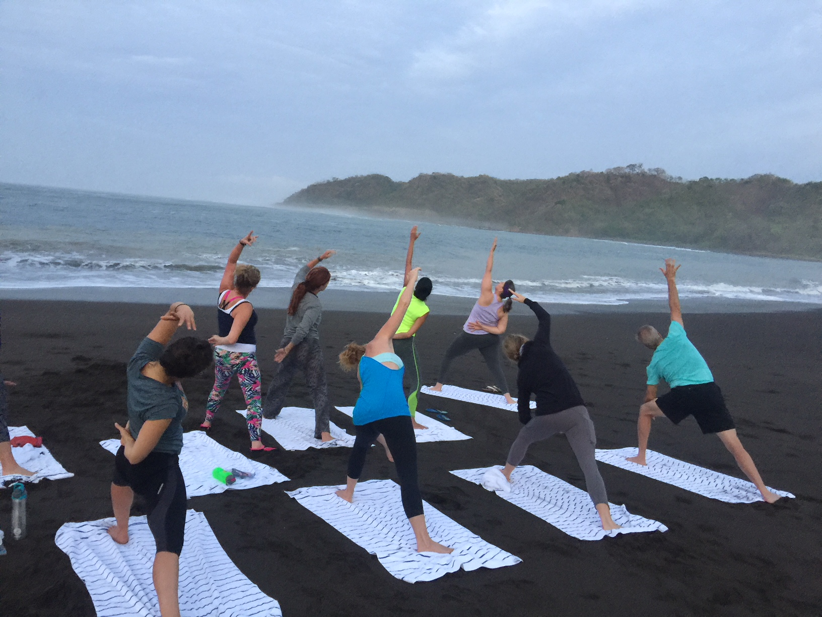 Sunrise Beach Yoga