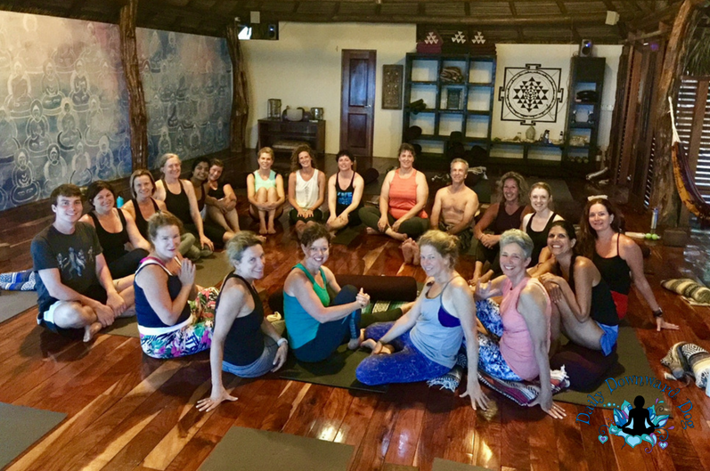 2018 Retreat Yogis!