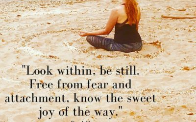 The Sweet Joy of the Way