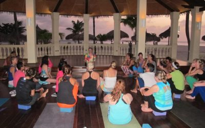 Pictures of Yoga In Paradise