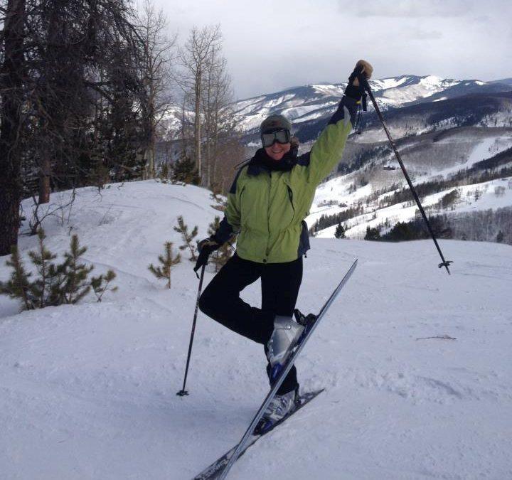 Skiasana Yoga Retreat Stowe Mountain, Vermont January 2014
